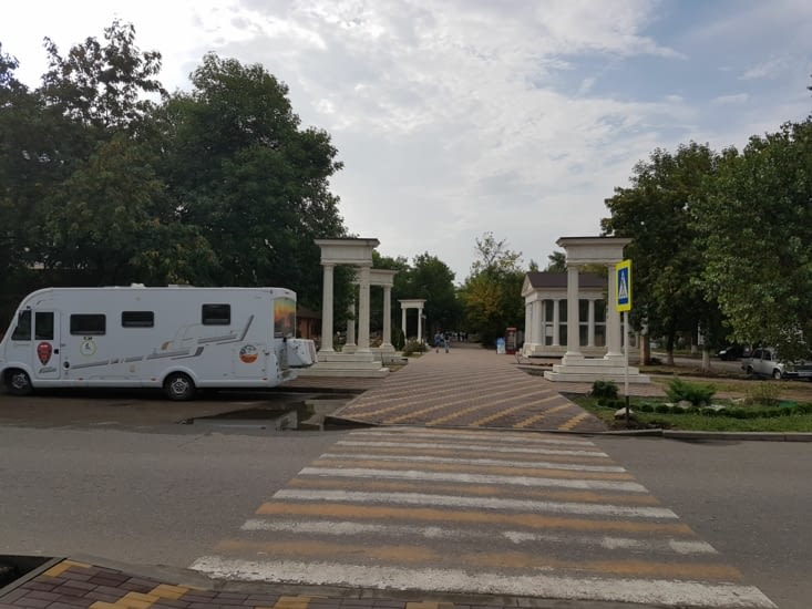 Station thermale de Mineralnye