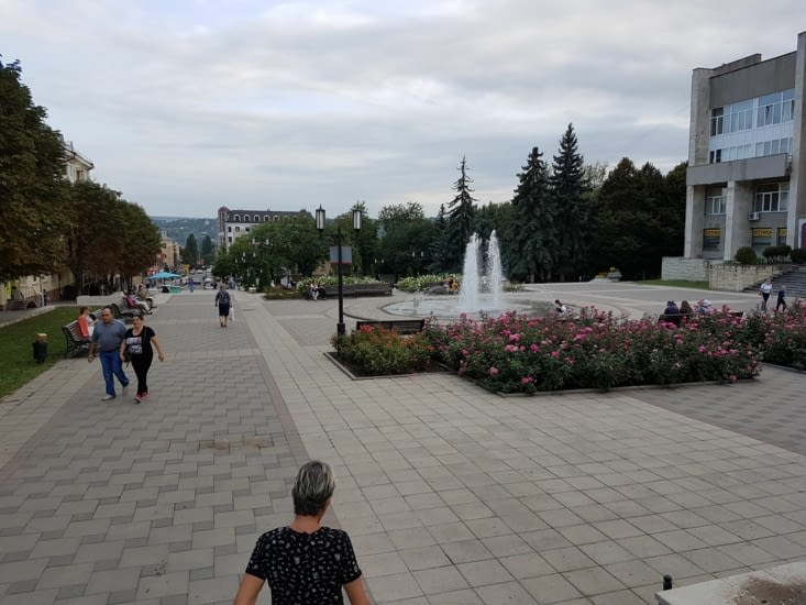 Station thermale de Piatigorsk