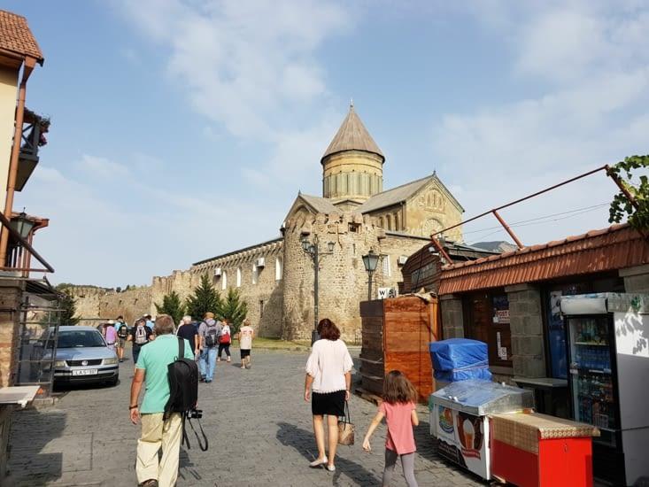 Visite de la Cathédrale SIONI