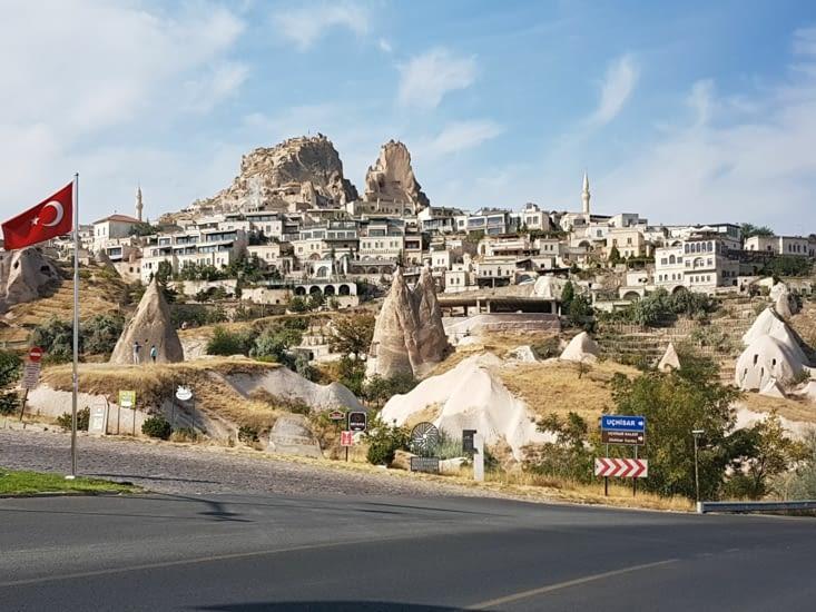 Avant dernière image de la Cappadoce