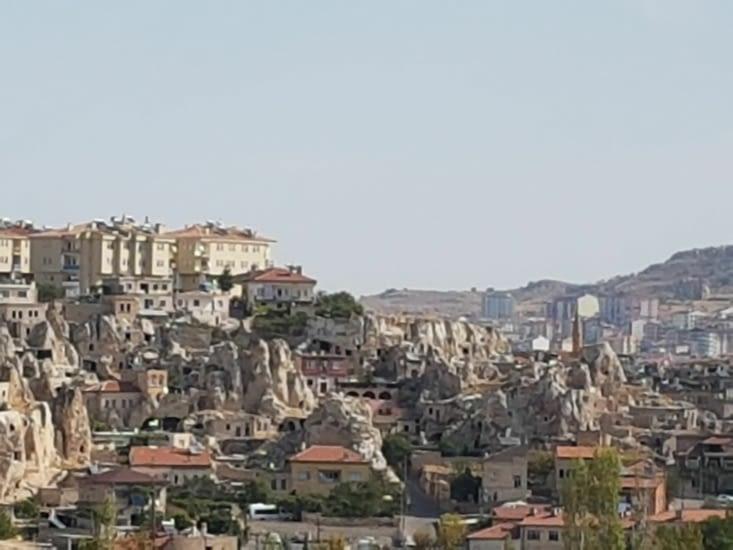 Dernière image de la Cappadoce