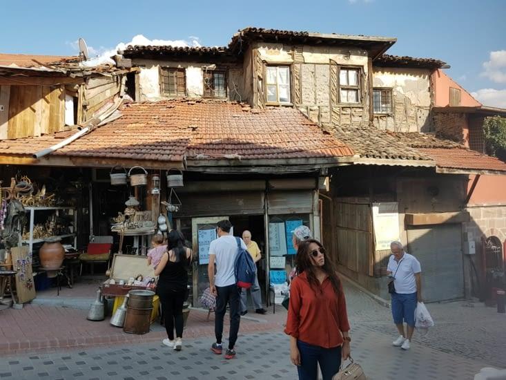 Ruelle a Ankara