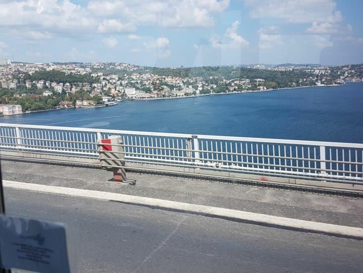 Vue depuis le pont