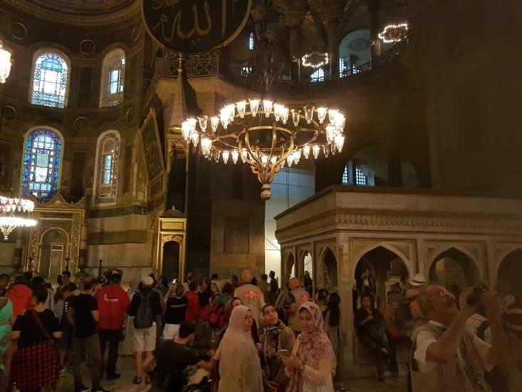 Intérieur Cathedrale