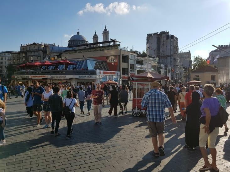 Balade dans Istanbul