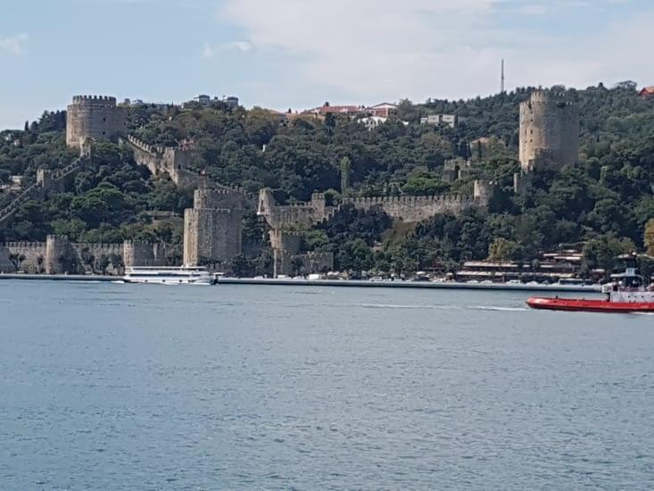 Citadelle côté Europe