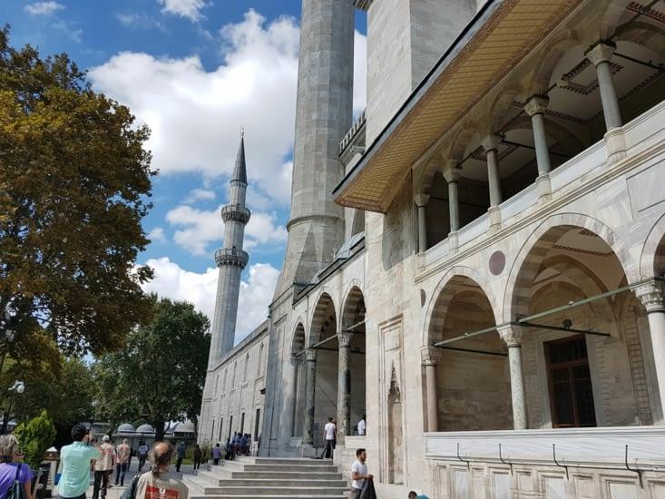 Facade mosquee