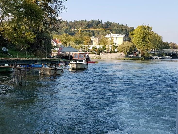 Balade sur la riviere