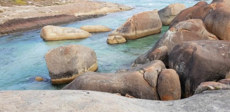 Éléphant rocks