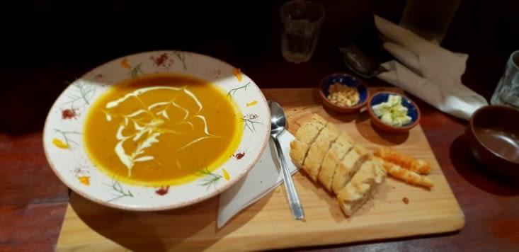 Pumpkin Soupe