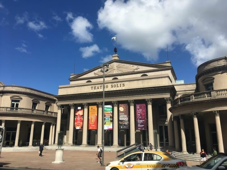 Théâtre de Montevideo