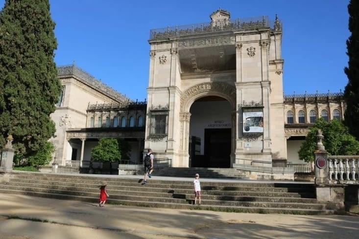 Le musée archéologique