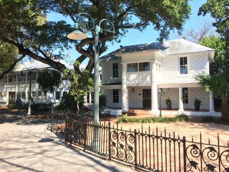 Deux maisons historiques