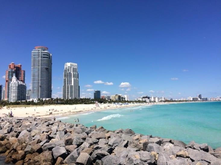 L'extrême sud de Miami Beach