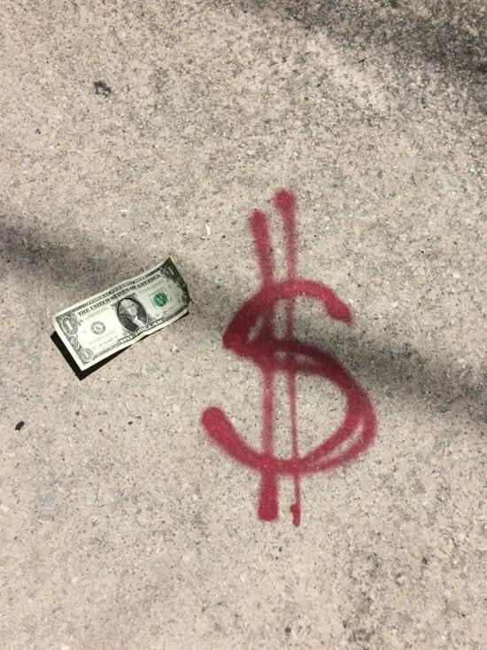 Moi aussi je peux faire du street art !