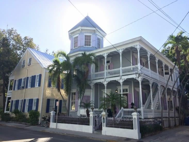 Autres bâtiments du cœur historique de Key West