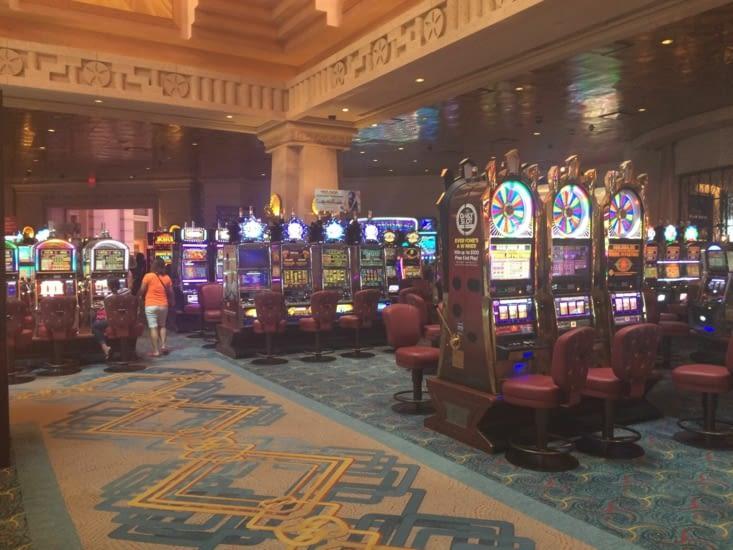 Le casino d'Atlantis Paradise Island