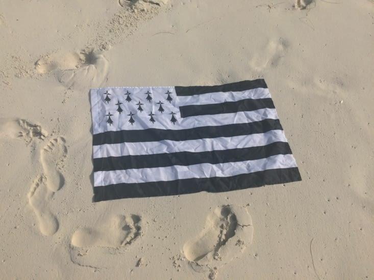 Voici l'unique photo dont je dispose de cette plage