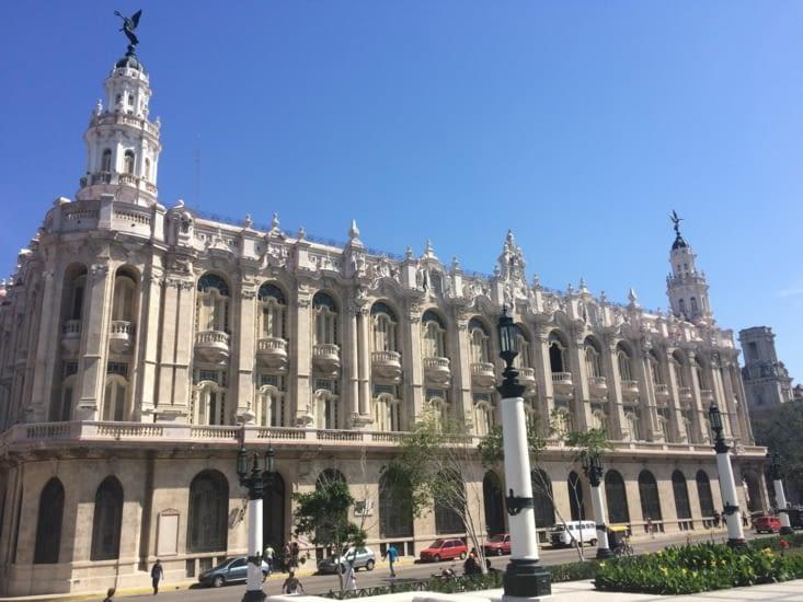 Le Grand Théâtre de La Havane