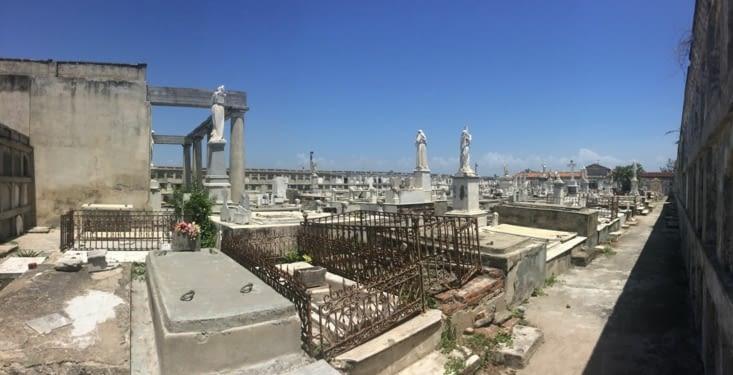 El Cementerio de la Reina