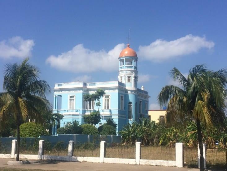 El Hostal Palacio Azul