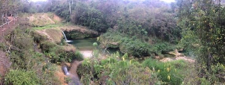 Autre vue panoramique sur El Nicho