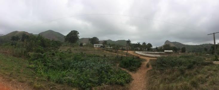Sur la route d'El Nicho
