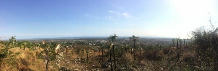Vue panoramique sur Trinidad