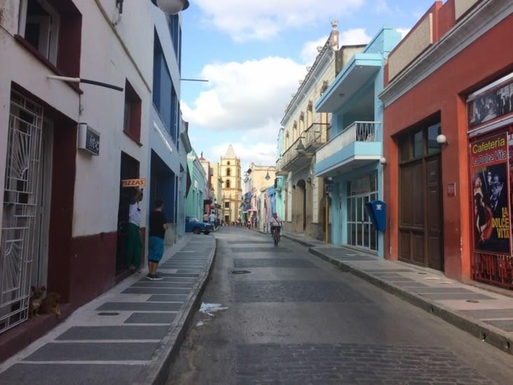 Calle Ignacio Agramonte