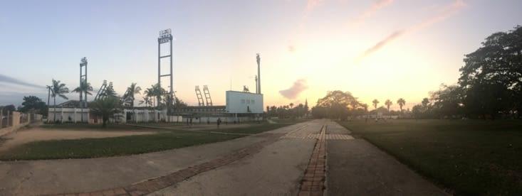 Le stade de baseball de Camagüey