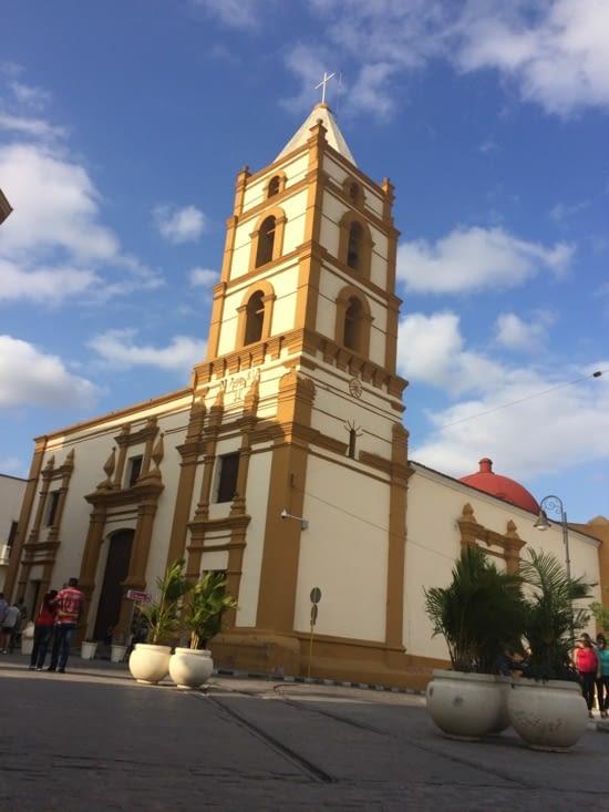 L'église Notre-Dame de la Solitude