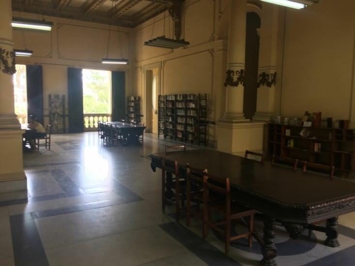 La bibliothèque José Marti