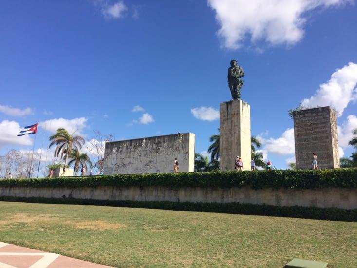 Le mausolée de Che Guevara