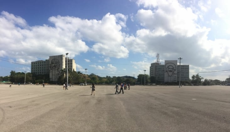 La Plaza de la Revolución