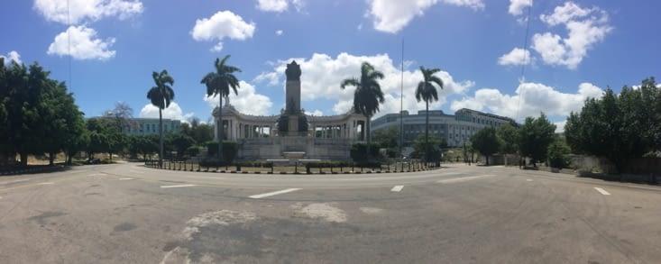 Le monument José Miguel Gómez