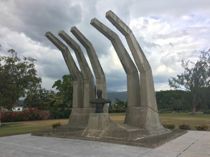 Monument en hommage à Paul Bogle