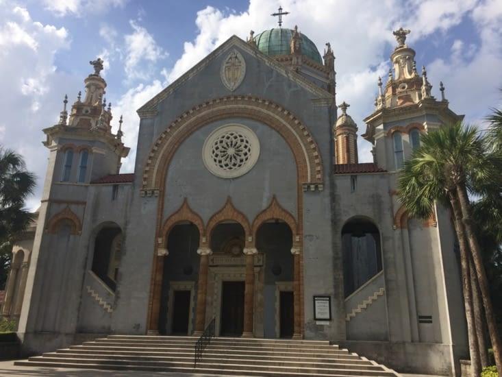 La magnifique Memorial Presbyterian Church