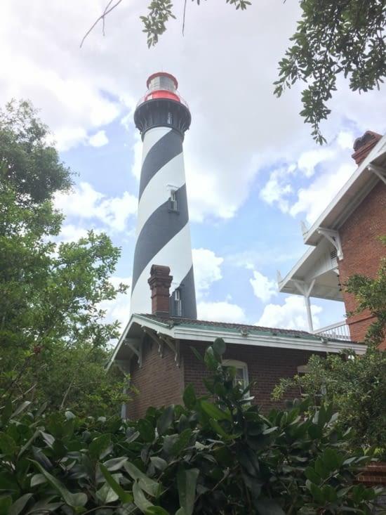 Le phare de Saint Augustine