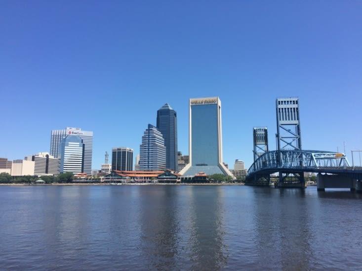 Centre-ville de Jacksonville