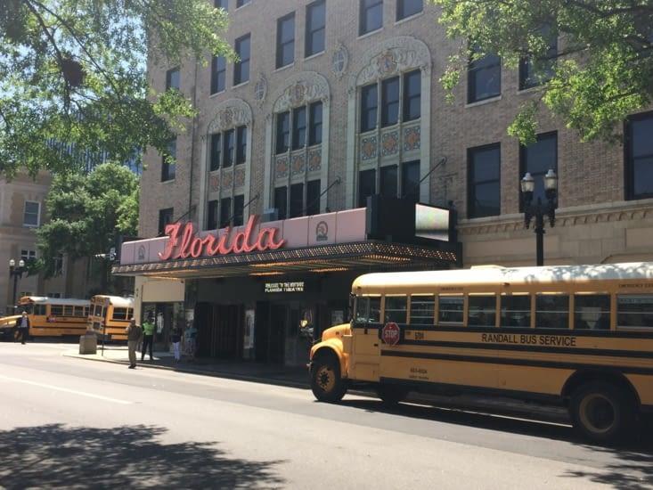 Le théâtre Florida