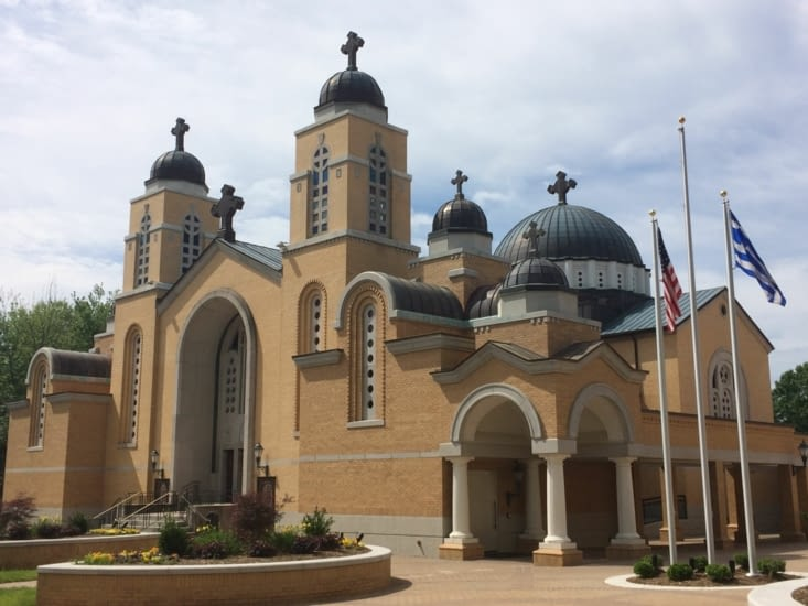 Holy Trinity, cathédrale orthodoxe grecque