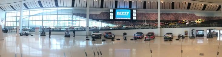 L'évolution des voitures de la NASCAR