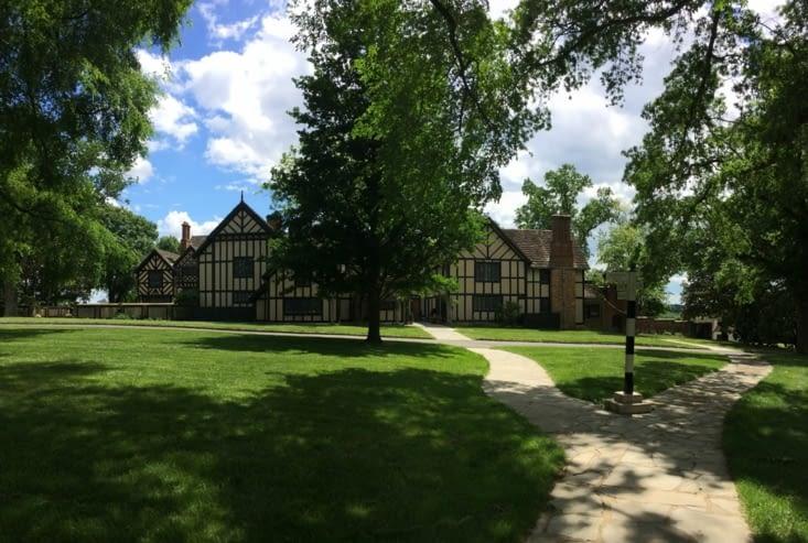 Agecroft Hall - Windsor Farms