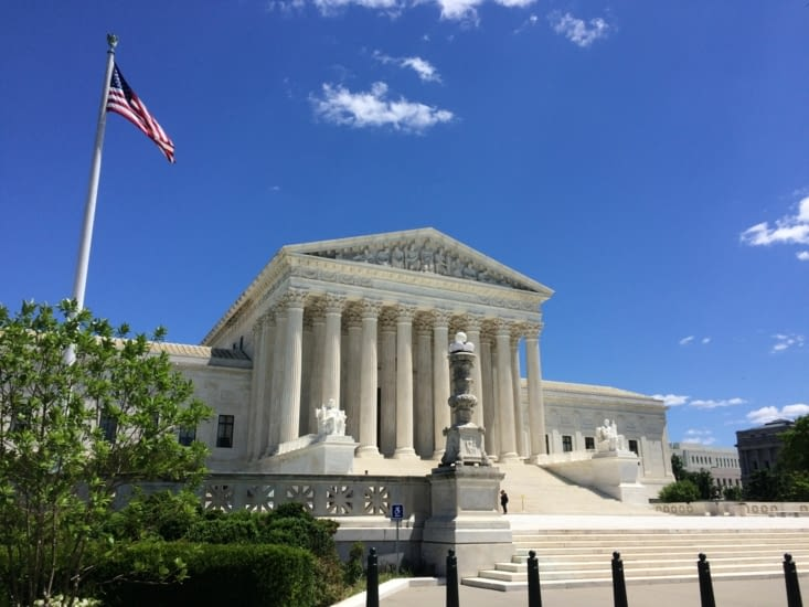 Bâtiment de la Cour suprême des États-Unis