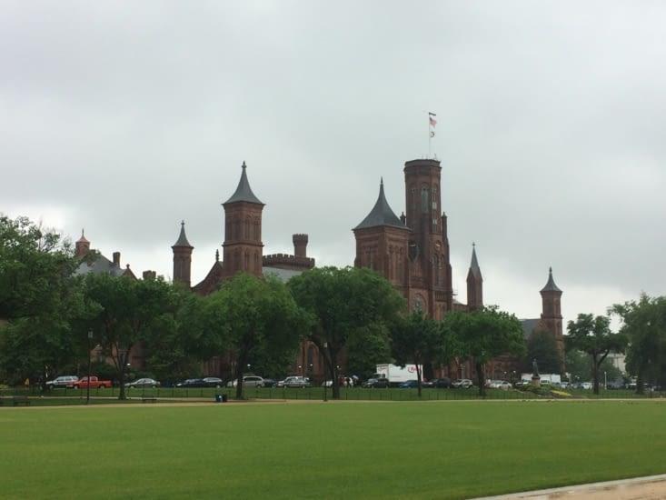 Bâtiment de la Smithsonian Institution