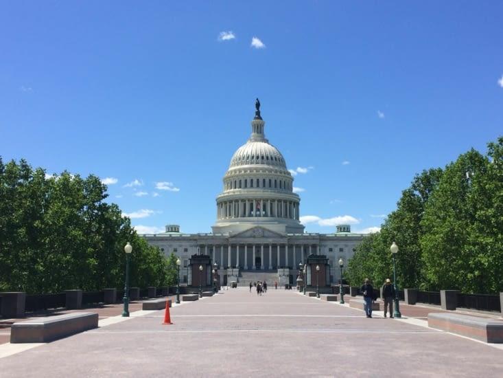 Façade est du Capitole