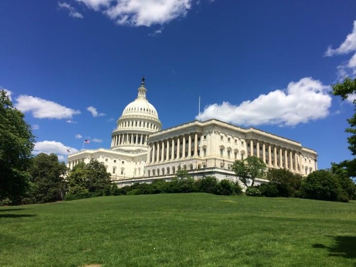 Façades sud et ouest du Capitole