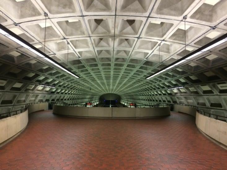 Station de métro Virginia Square-GMU