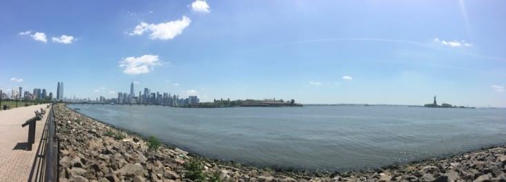 Manhattan, Ellis Island et Liberty Island