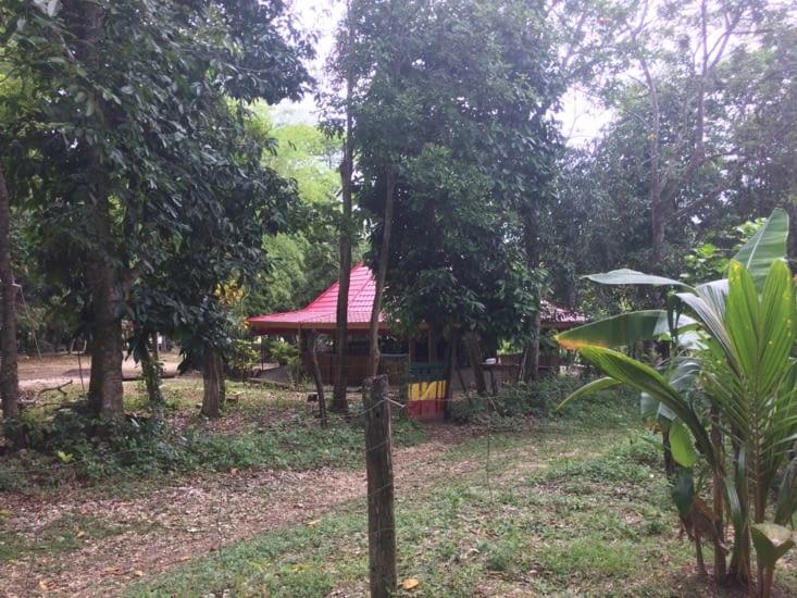 Le « rasta village »